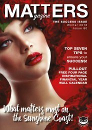 Matters Magazine - The Success Issue (80)