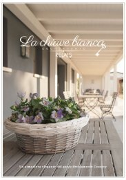 La Chiave Bianca - Country Chic