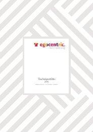egocentric GmbH Taschenportfolio