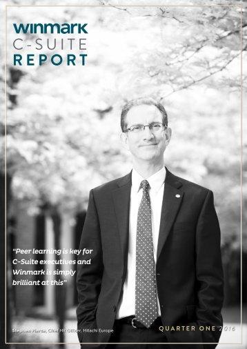 C-SUITE REPORT