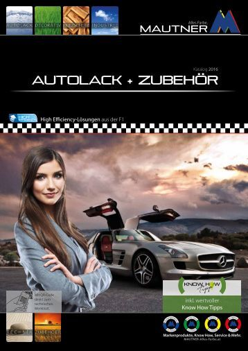AUTOLACK & ZUBEHOER