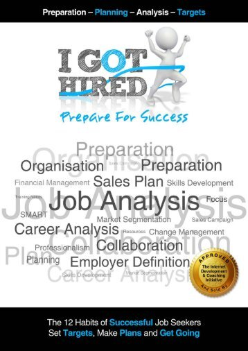 Prepare For Success - Final Formatted Copy