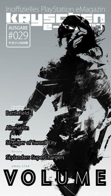 Inoffizielles PlayStation eMagazin KRYSCHEN #029