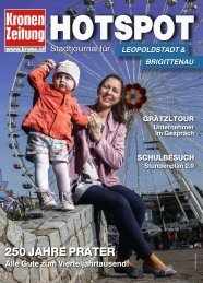 Hotspot Leopoldstadt & Brigittenau 2016-04-28