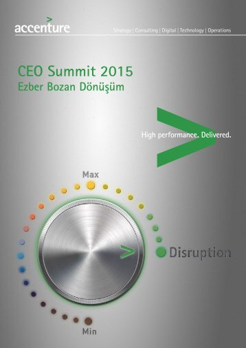 CEO Summit 2015