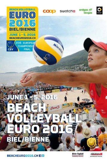 BEACH EURO - The Magazine