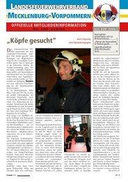Landesfeuerwehrverband Mecklenburg ... - Dev - Feuerwehr