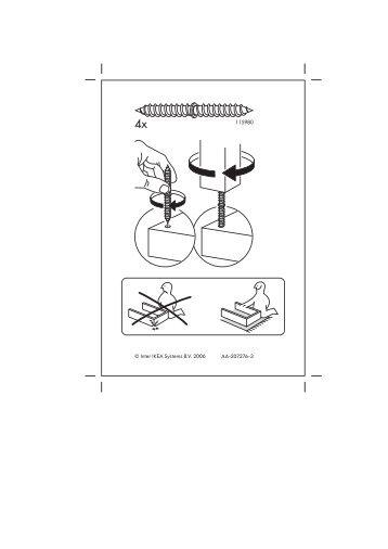 Ikea Lack Tavolino Istruzioni Di Montaggio With Istruzioni Ikea