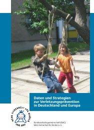 Heim- und Freizeitunfälle 2000 - Gesamt - Mehr Sicherheit für Kinder