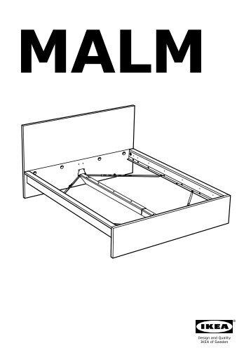 Malm magazines for Montaggio laminato ikea