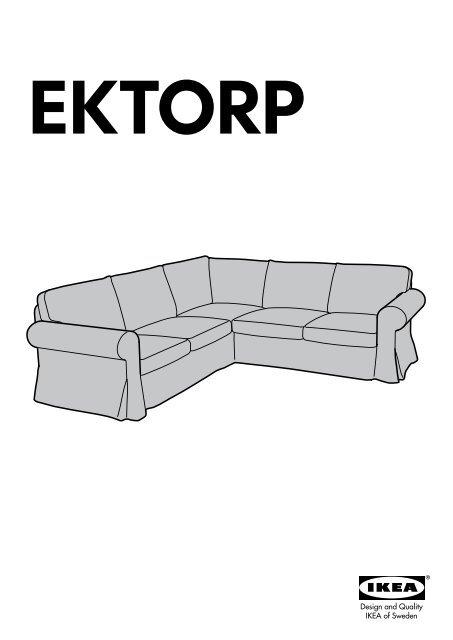 Divano Letto Ektorp Due Posti.Ikea Ektorp Divano Angolare 2 2 S69129133 Istruzioni Montaggio