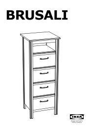 Cassettiera Malm Ikea Istruzioni Montaggio.16301640cassetti