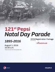 Natal Day Parade