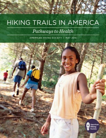 HIKING TRAILS IN AMERICA
