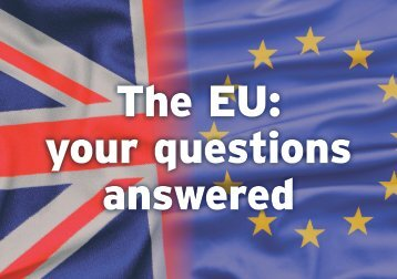 The EU your questions answered