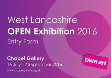 OPEN Exhibition 2016