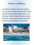 Turismo en Mexico - Page 6