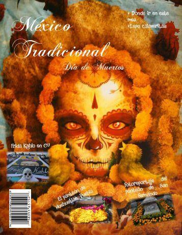 Revista Día de Muertos