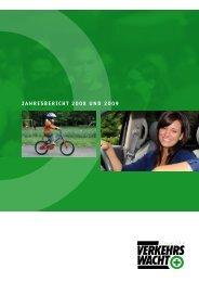 DVW-Jahresbericht (pdf) - Deutsche Verkehrswacht