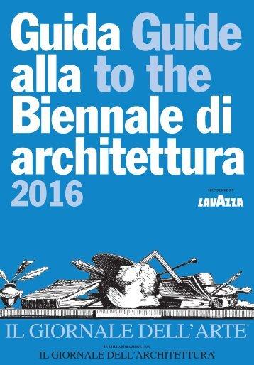 alla to the Biennale di architettura