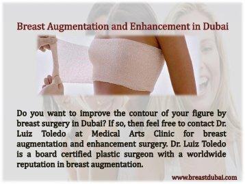 Breast Augmentation and Enhancement in Dubai