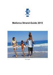 Mallorca Strand-Guide 2015