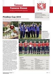 FireDos-Cup 2012 - Thüringer Feuerwehrverband e.V.
