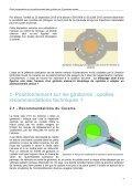 Étude comparative sur le positionnement des cyclistes sur 2 giratoires nantais - Page 5