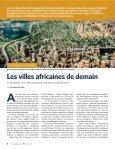 Les villes africaines de demain - Page 4
