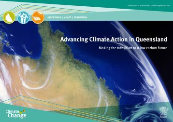 Advancing Climate Action in Queensland