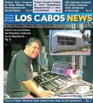 Los Cabos News Edition # 493