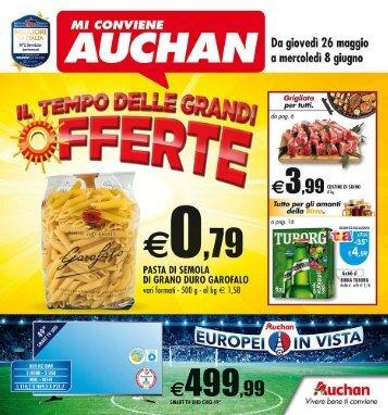 Auchan Sassari 26-08 Giugno 2016