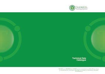 Technical Data Catalogue