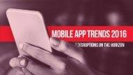 Key Mobile App Statistics from 2015 6