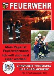 Landkreiszeitung 2011 - KFV Wunsiedel