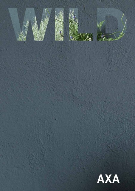 Axa Collection Wild by InterDoccia