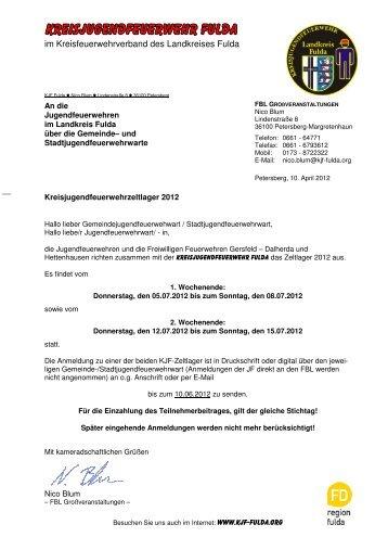 ZL_2012_Ausschreibung 1 - Kreisfeuerwehrverband Fulda eV