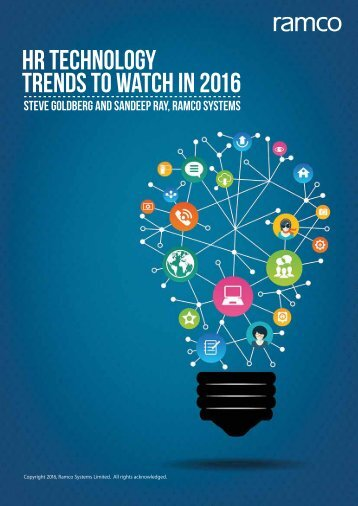 2017 hr trends hr technology trends to watch in 2016 ccuart Gallery