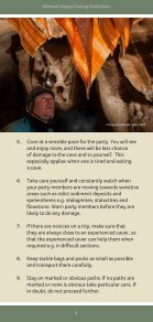 Caving Guidelines - Page 4