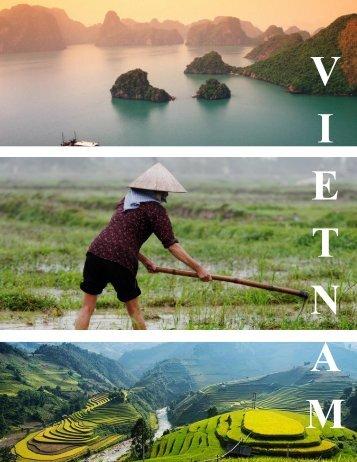 Vietnam carnet de voyage