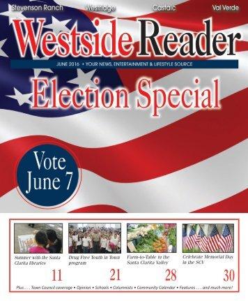 Westside Reader June 16