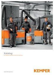 KEMPER produktový katalog 2016
