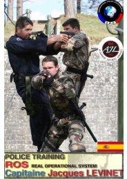 POLICIA TRAINING ESPANA