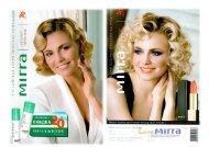 Онлайн каталог косметики Mirra - Лето 2016
