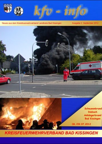 KREISFEUERWEHRVERBAND BAD KISSINGEN - KFV Bad ...