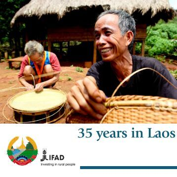 35 years in Laos