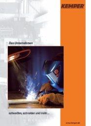 Technik pur – KEMPER - Absaug- und Filteranlagen