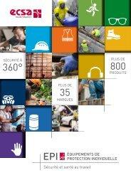 ECSA Maintenance - EPI Catalogue