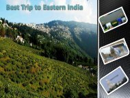 Best trip to Eastern India - HolidayKeys.co.uk