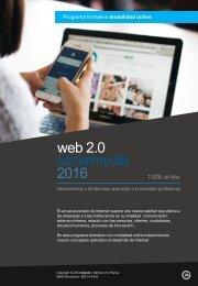 web 2.0 socialmedia 2016